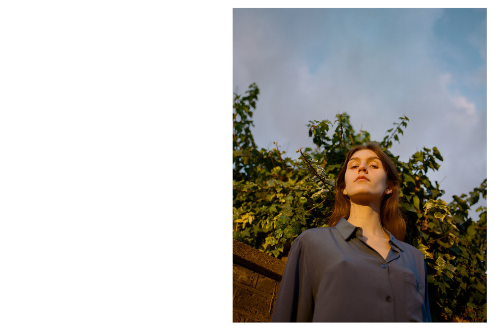 Photography:  Jessica MacCormick  Models: Olivia Crighton & Flor Violeta Sobreques