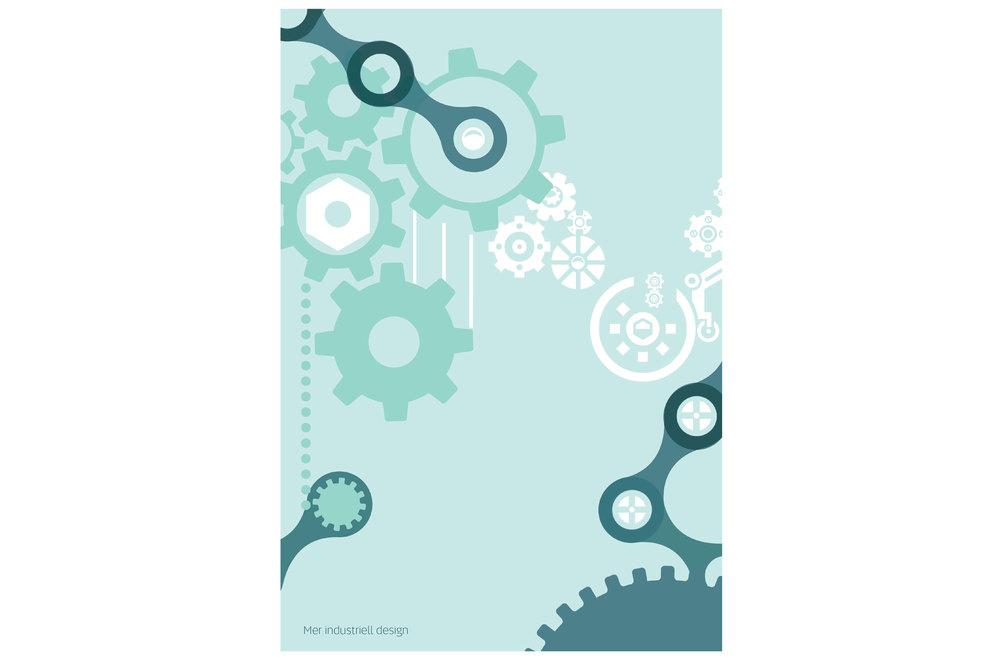 Illustrasjon mekanikk