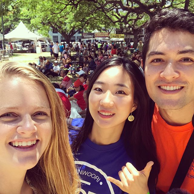 This past Friday and Saturday was the 16th Hawaii Korean Festival! Members of HKC went out to cover the event and had fun along the way. Lookout for our upcoming videos on the event coming soon! #HKC #koreanculture #hawaii #korea #koreanfood