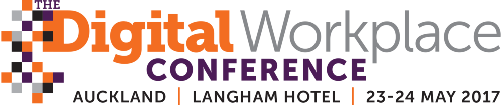 Digital WORKPLACE CONFERENCE New Zealand 23-24 MAY 2017