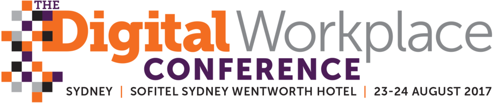 Digital WORKPLACE CONFERENCE Australia 23-24 August 2017