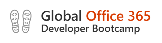 Office 365 Developer Bootcamp Melbourne 13 October 2017 Office 365 Developer Bootcamp Auckland 20 October 2017 Office 365 Developer Bootcamp Sydney 27 October 2017