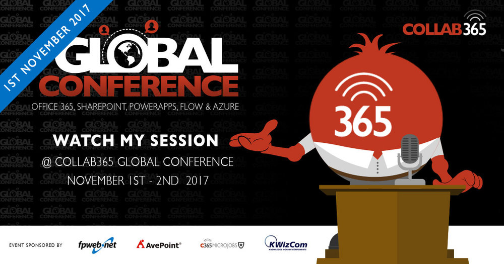 Collab365 Global Conference 2017