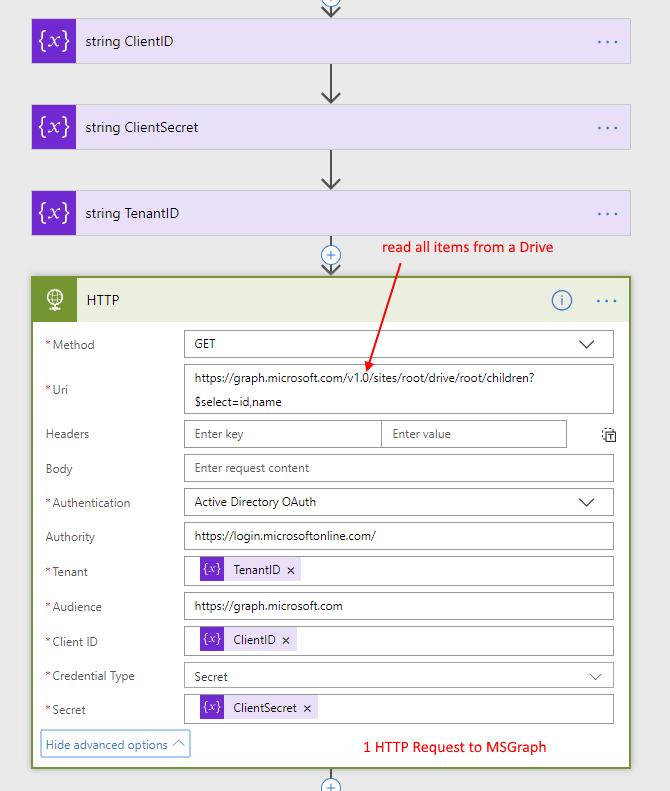 Bulk-copy files across site collection in MicrosoftGraph