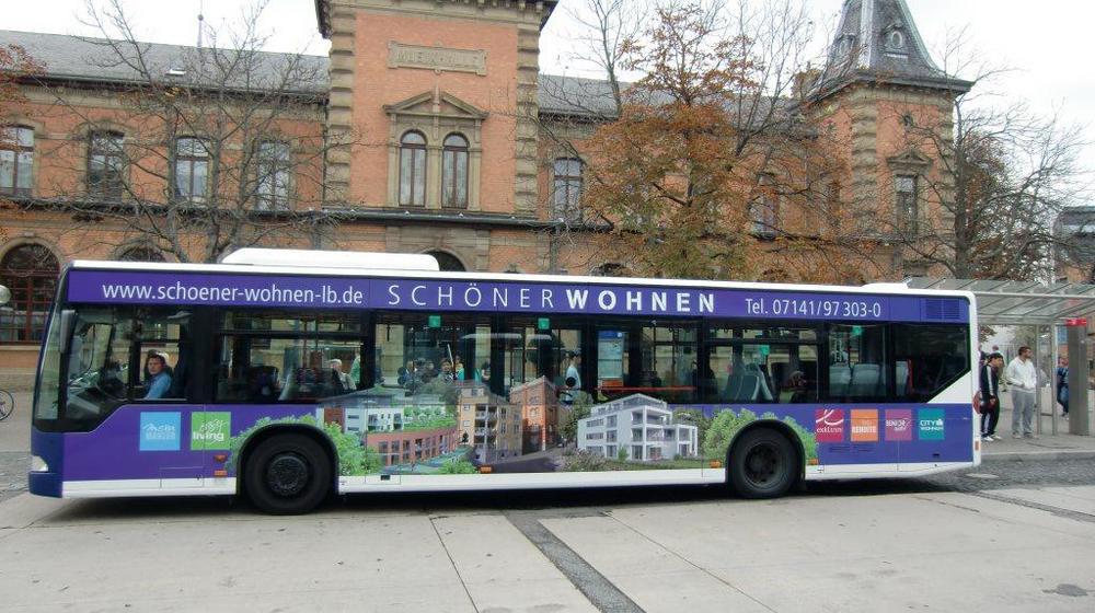 Schöner Wohnen Immobiliencenter Ludwigsburg Kws