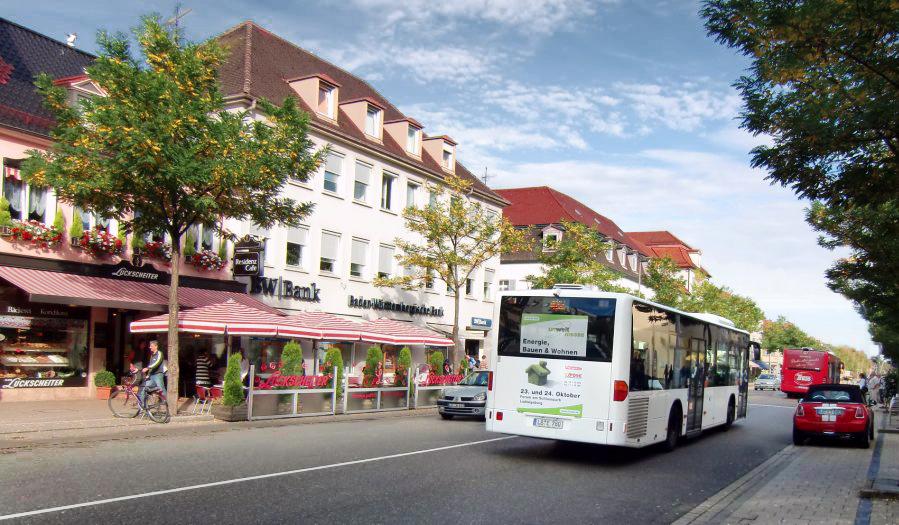 Umweltmesse Ludwigsburg