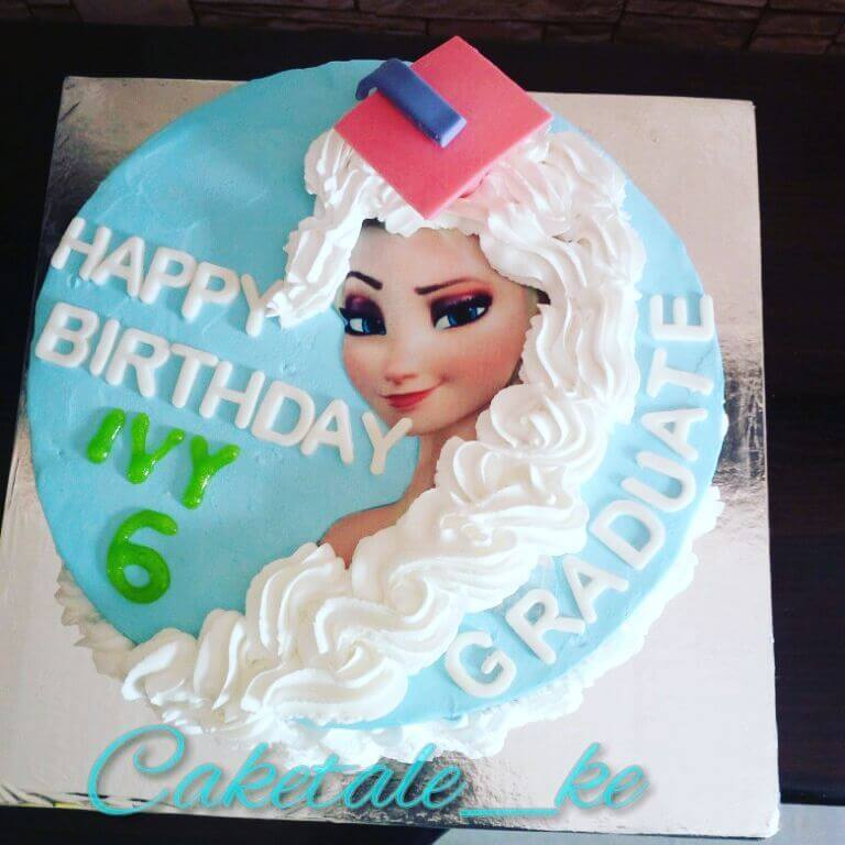 CAKE TALE  -