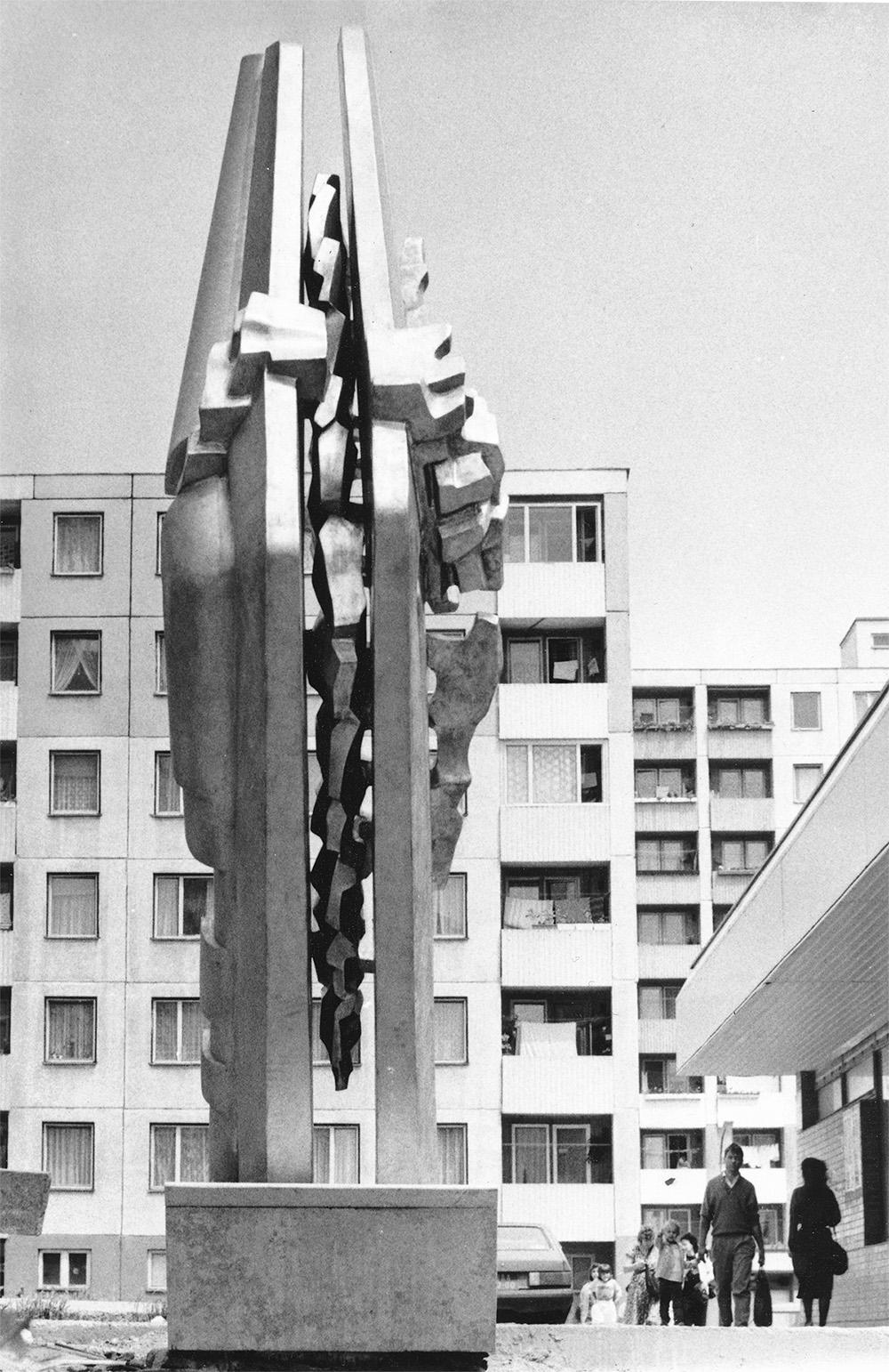 Ikaros     metal Bratislava 1989 370 cm