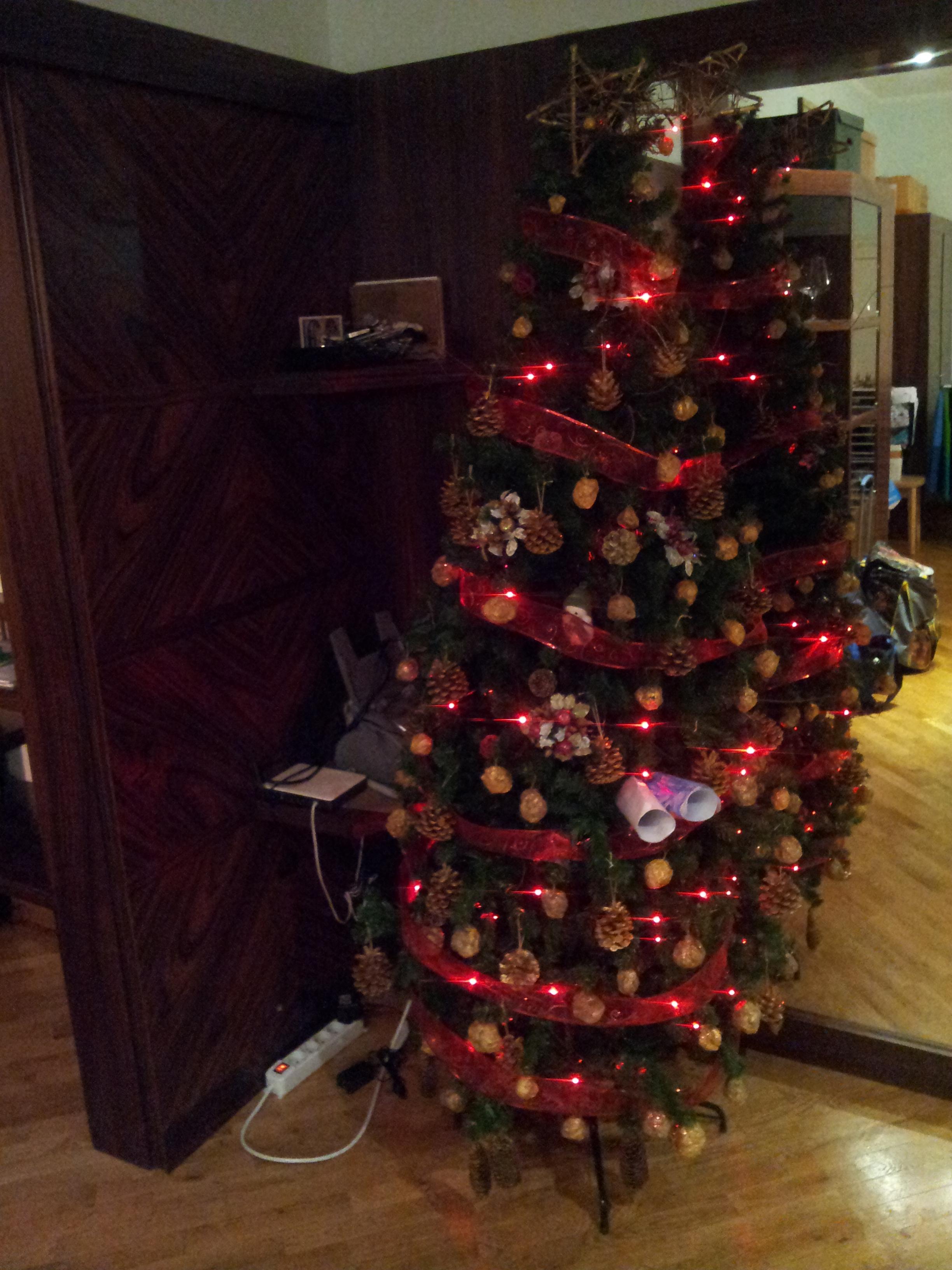 Albero di Natale di casa Panico