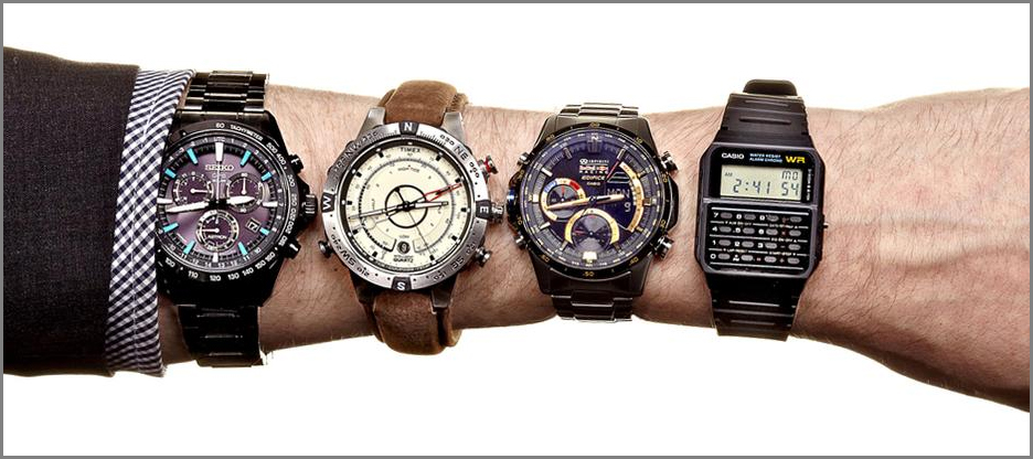 Four Smart Watches