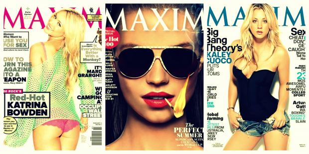 9 Crazy Things I Learned About Women As a Maxim Editor