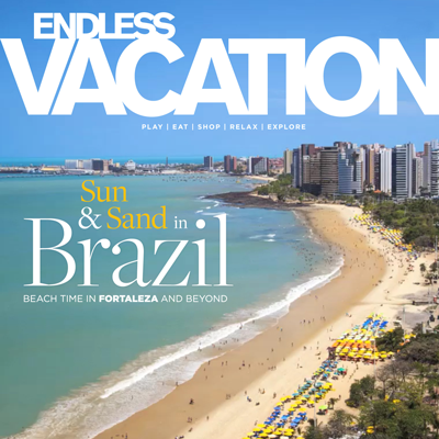 Developed and published the award-winning Endless Vacation, the world's largest travel magazine, both in print and in a stunning and groundbreaking iPad edition.