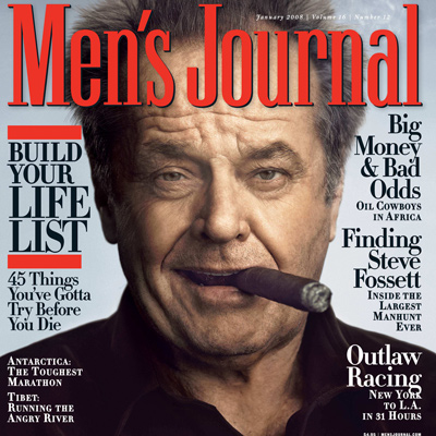 Developed subscription facilitation website for this men's title from Wenner Media.