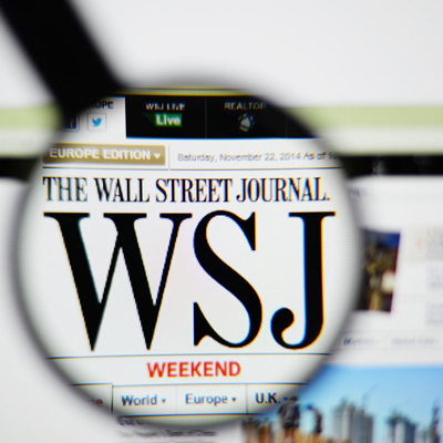 "Produce articles of various types for Wall Street Journal's weekend ""Off Duty"" section."