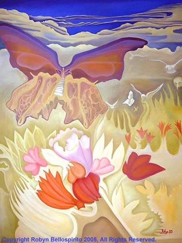 """""""Butterfly Garden"""""""