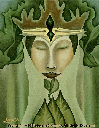 """The Forest Queen"""