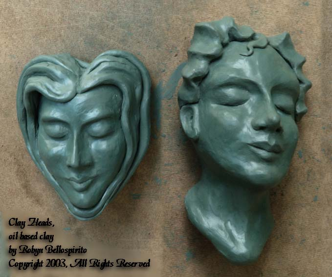 Clay Heads