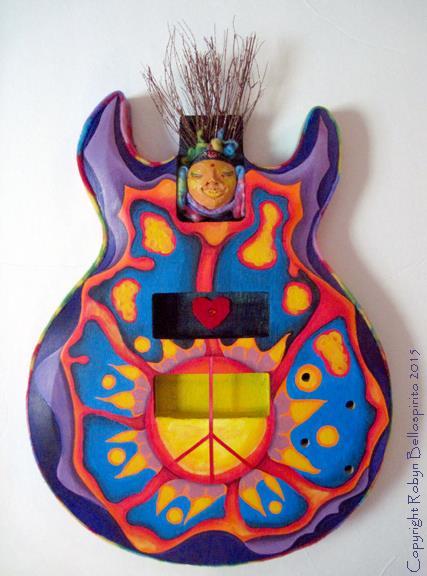 """Peace Guitar"""