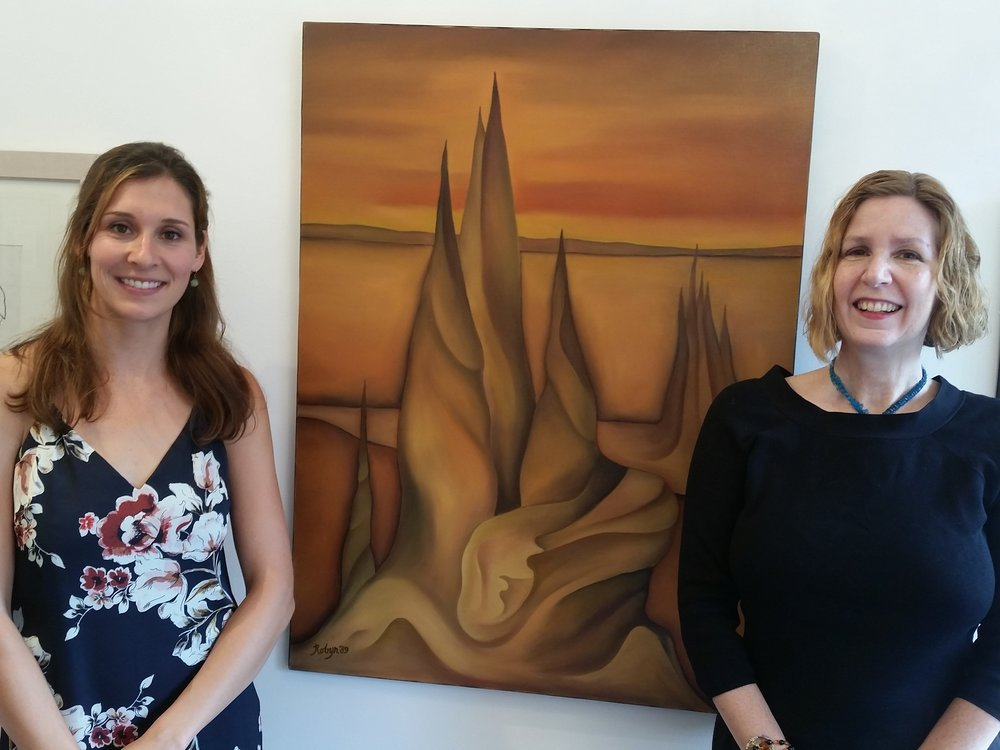 Oyster Bay Gallery Inaugural Exhibition