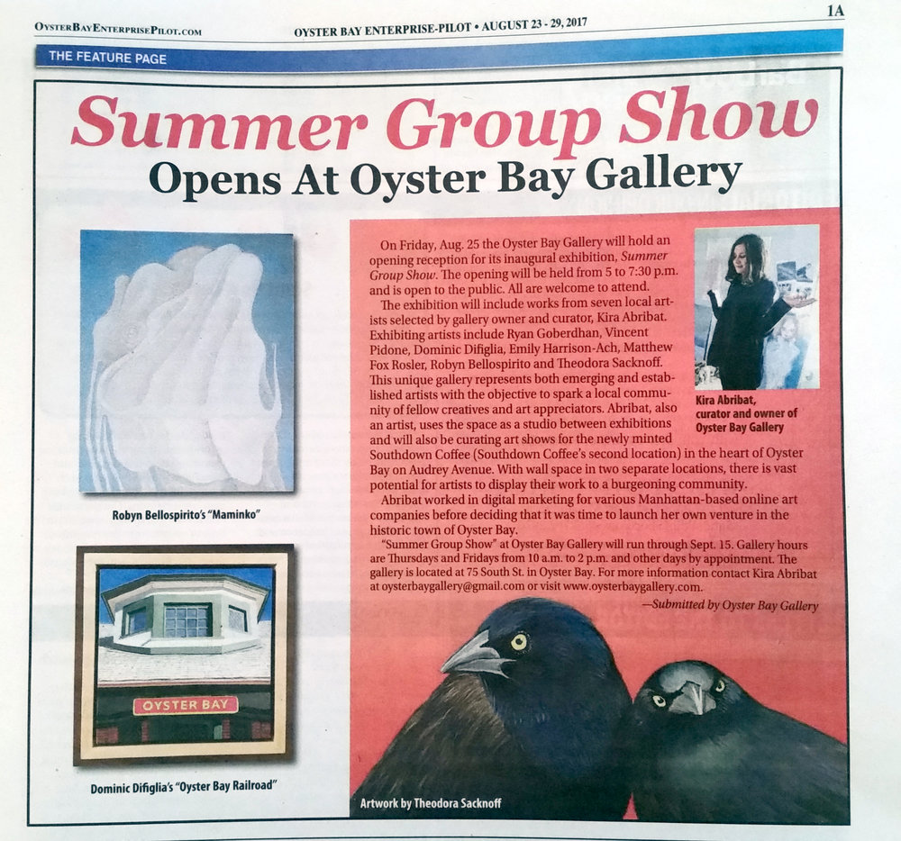 Oyster Bay Gallery