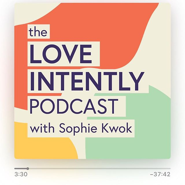 Just a few minutes into this long awaited podcast and I'm tearing up - SOO proud of you @sophie_kwok!  You're a force.