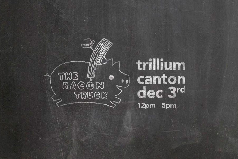 Bacon Truck at Trillium Canton Dec 3 2016