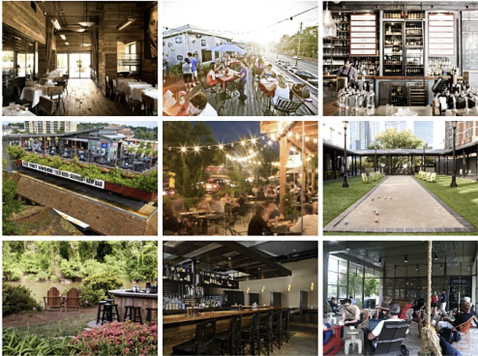 Eater Atlanta | Where to Day Drink Right Now: 16 Atlanta Patios