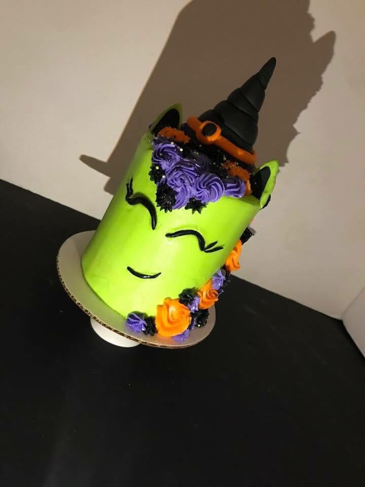 Witch Cake - 6 inch $608 inch $70