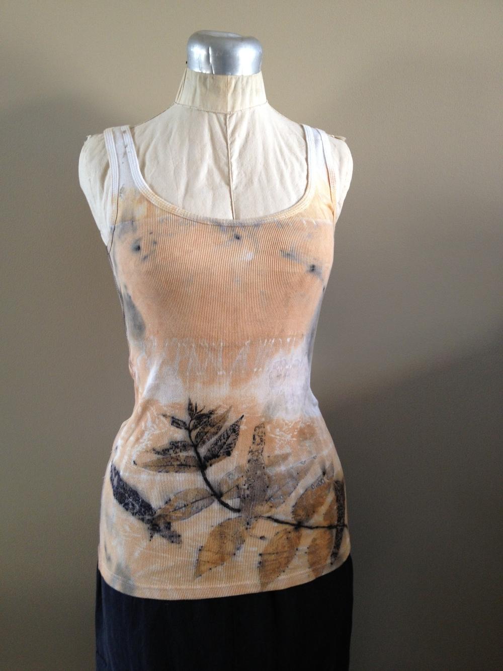 Julie Pishny Ecoprint Tank