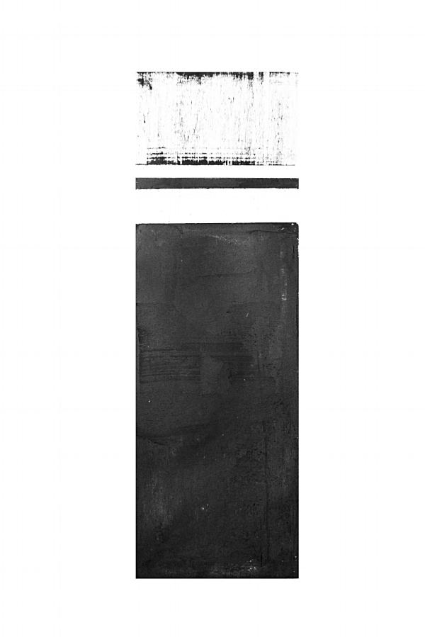 mi, charcoal, 3.5x12 inches