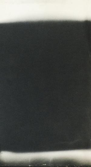 tide I, silver gelatin print, 1.5x3 inches