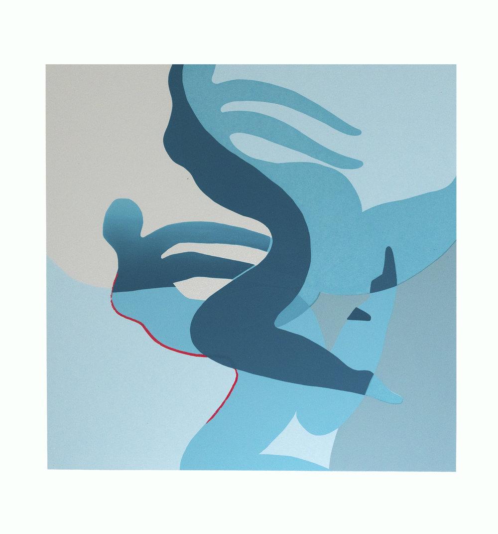 'Dreamers II', 50x50cm