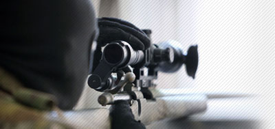 Basic Sniper Kit :  real-time video Capture and transmission while maintaining unobstructed view through the riflescope.