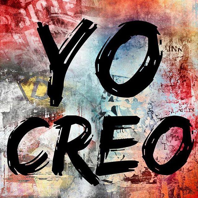 YO CREO es Influencia, Vida y  Reino. Este es un movimiento que impulsa, motiva y equipa para anunciar y establecer el Evangelio del Reino. Síguenos en Facebook: www.facebook.com/Yocrejcr