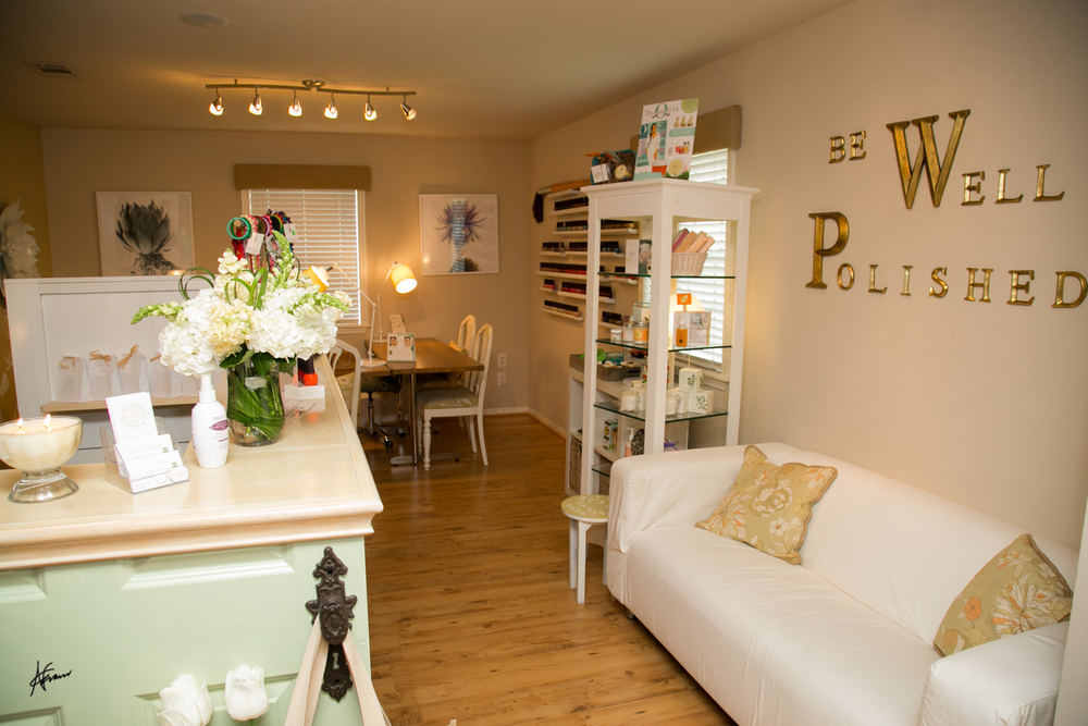 Katy Texas Wellness Center and Well Polished Beauty Bar