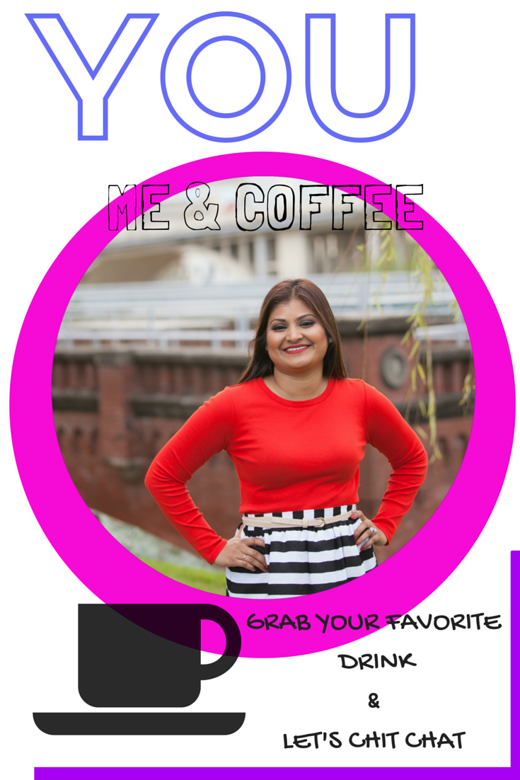 Coffee Chit Chat - by: Vashti Co.