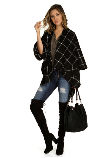 Fall to Winter Outer Wear Must Haves | Cape Windsor Store