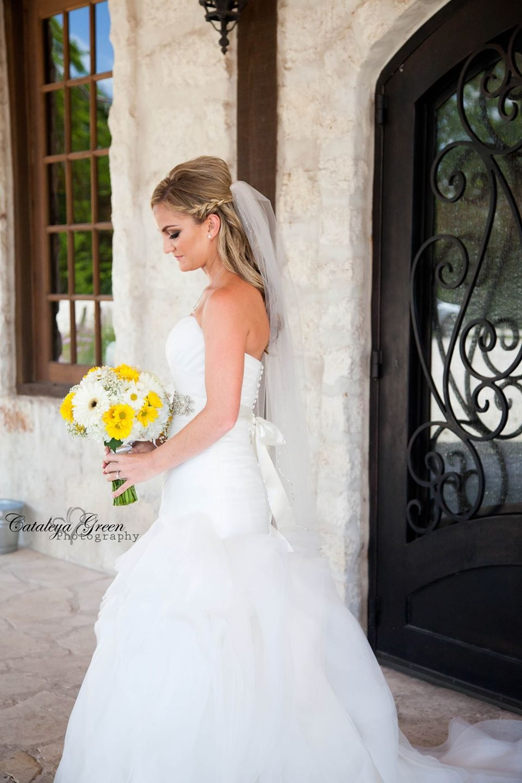 Bridal Portraits  - Houston Texas Portrait Photographer