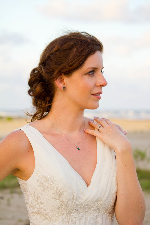 Galveston Texas Bridal Portraits  - Houston Texas Portrait Photographer