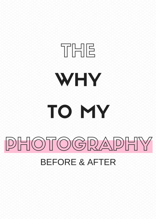 The Why To My Photography | by Vashti Co Blog.  - Houston Texas Portrait Photographer