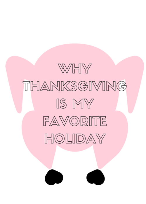 Why Thanksgiving is my favorite Holiday | by Vashti Co Blog