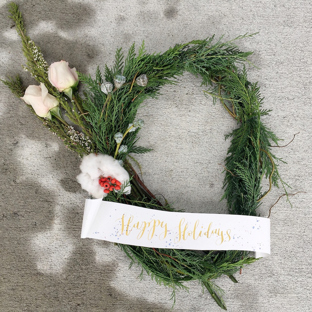 DIY Wreath Workshop | by Vashti Co.