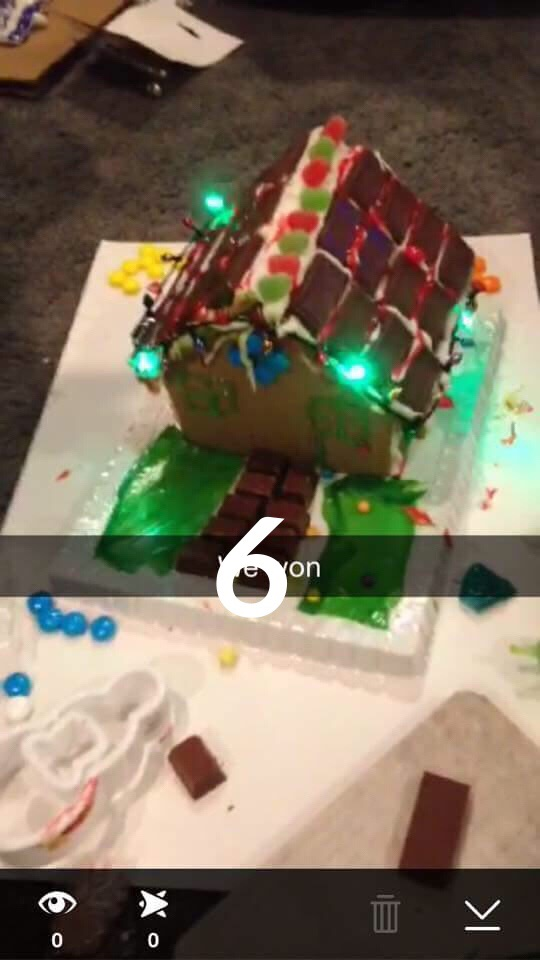Gingerbread House Build Off, Christmas Program and Gift Wrapping   by: Vashti Co.