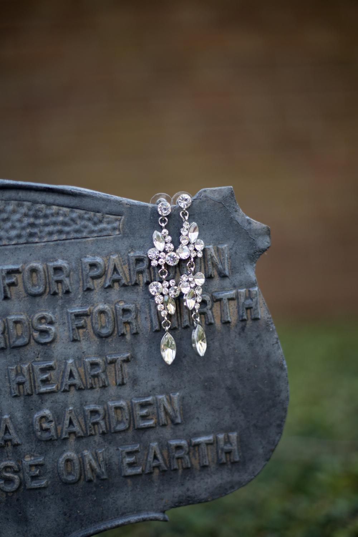 Bridal Earrings 2015 | by Vashti Co.