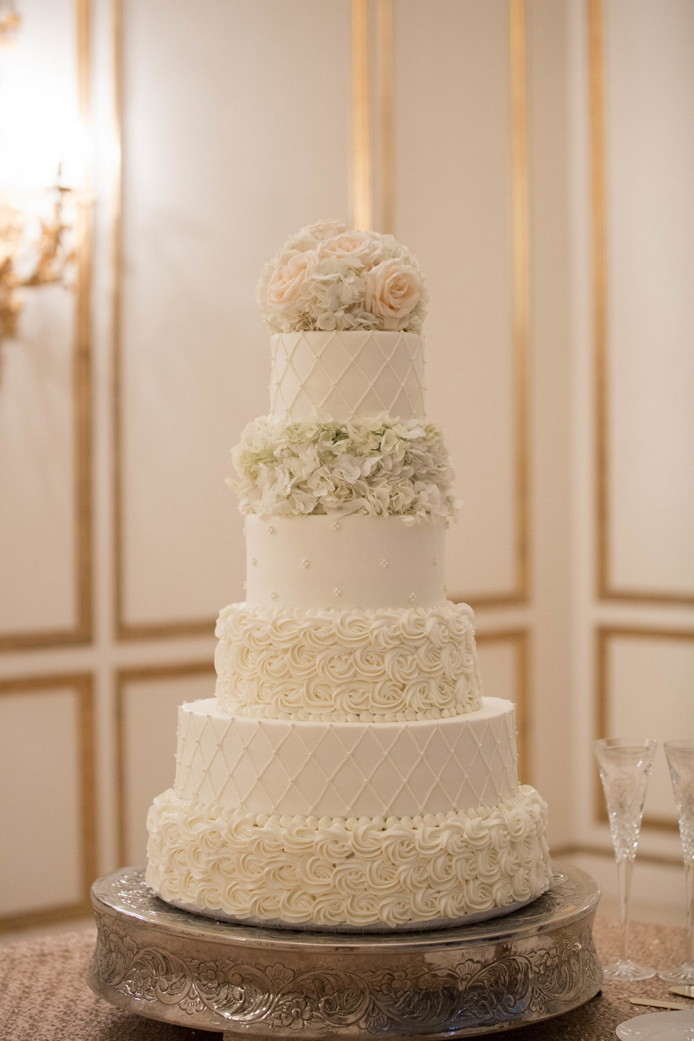 Wedding Cake | by Vashti Co.