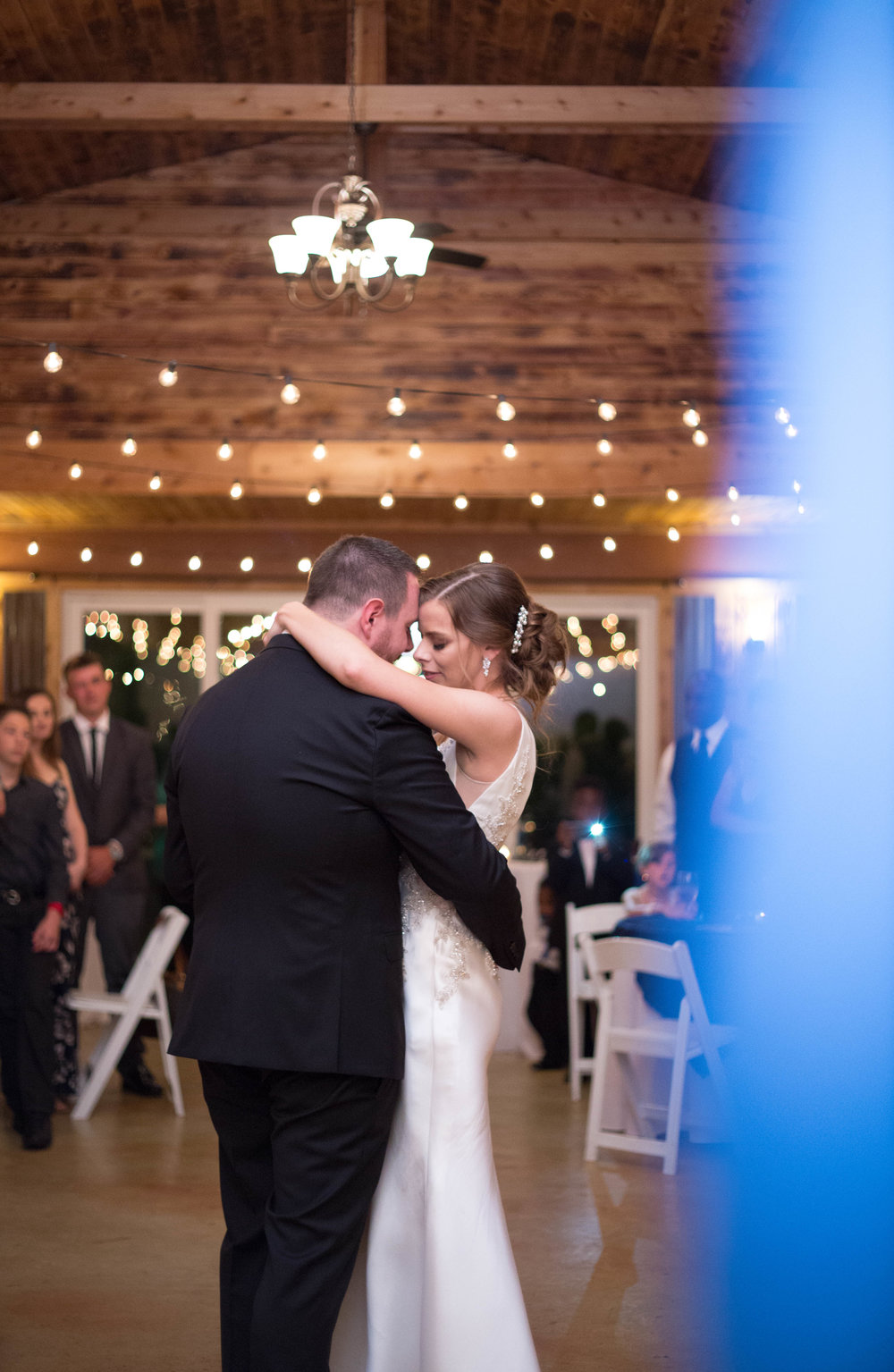First Dance, First Love : T + M wed | Kemah Gardens - Texas Weddings : Vashti Co. Photography