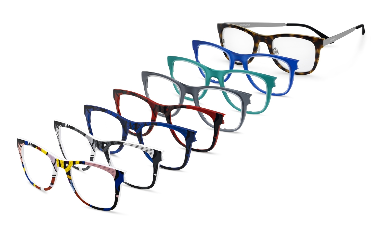 carrera interchangeable frames are here