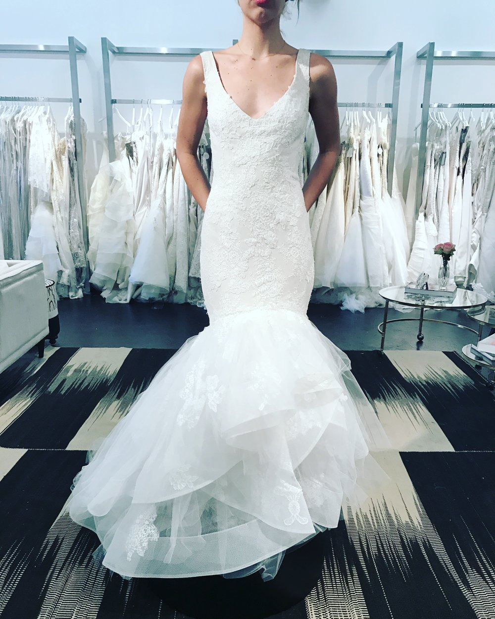 Find These Monique Lhuillier Finds — Sample Bridal Gowns & Discount ...