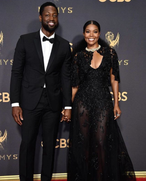 Gabrielle Union in Zuhair Murad.