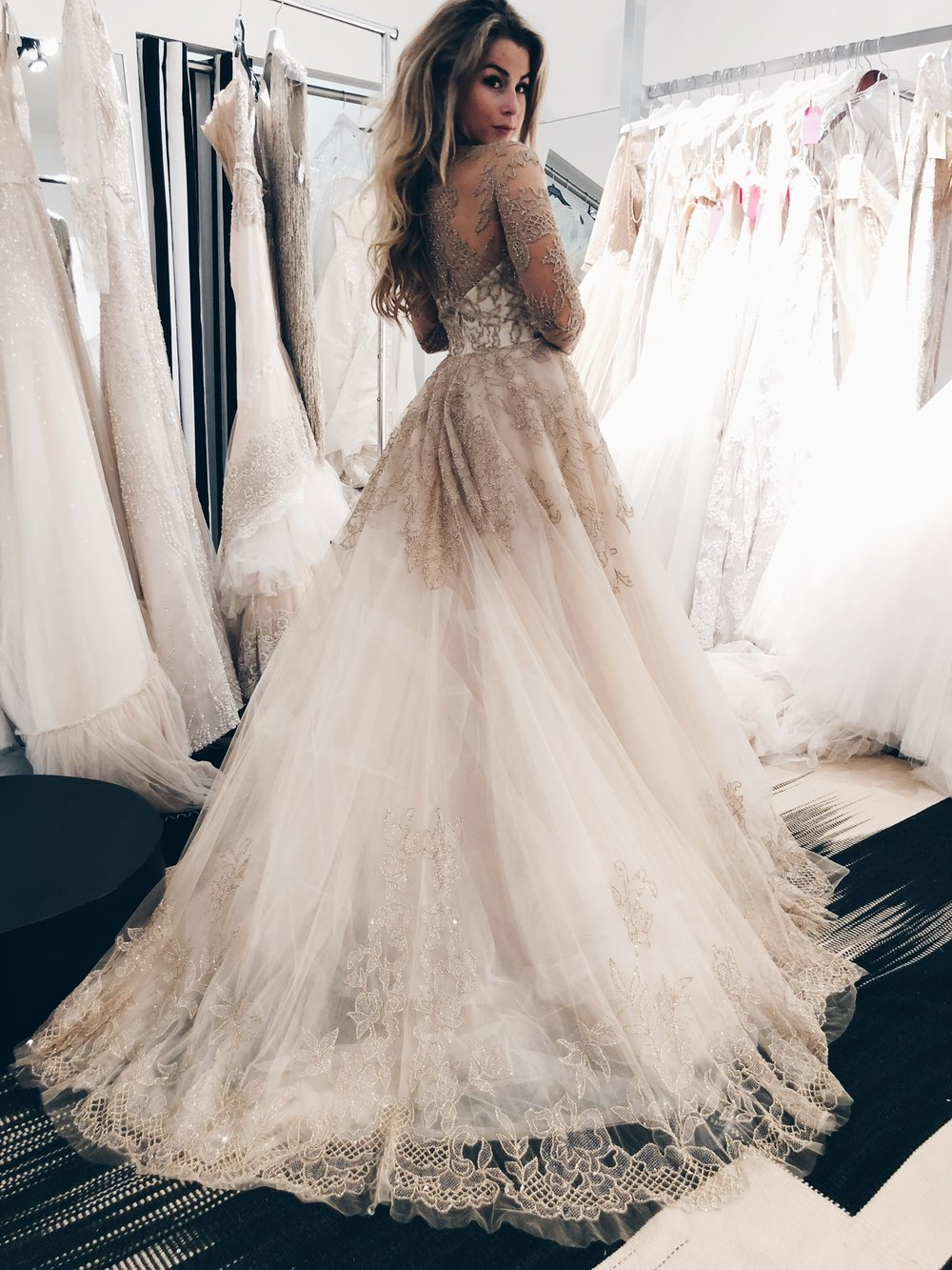 Another Day, Another Find — Sample Bridal Gowns & Discount Designer ...